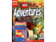 Book No: amUK01Mar  Name: Adventures Magazine UK - Issue 24 - March 2001