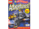 Book No: amUK99sep  Name: Adventures Magazine UK - Issue  6 - September 1999
