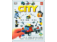 Book No: b00stk02  Name: LEGO City - The Ultimate Sticker Book