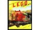 Book No: b03nsp1  Name: Getting Started With LEGO Trains by Jacob H. McKee