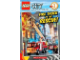 Book No: b09cty01  Name: City Adventures Reader Level 1: Fire Truck to the Rescue!