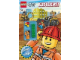 Book No: b10cty01pl  Name: Lego City Budujemy - Activity Book (Polish Edition)