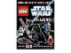 Book No: b11stk03  Name: Ultimate Sticker Book - Star Wars Villains (9781405364393)