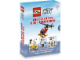 Book No: b12cty07  Name: LEGO City - The Essential Book Collection (with Stickers) (9781409379768)