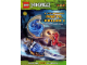 Book No: b12njofr2  Name: Ninjago - A vos marques, prêts, collez ! #2 - Activity Book