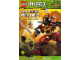 Book No: b12njofr3  Name: Ninjago - A vos marques, prêts, collez ! #3 - Activity Book