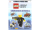 Book No: b12stk06  Name: Ultimate Sticker Book - Lego City Emergency Services