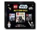 Book No: b12swboxde  Name: Star Wars Action Box mit 3 Büchern