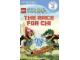 Book No: b13chi07  Name: DK Readers Level 3 - Legends of Chima - The Race for CHI