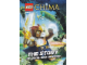 Book No: b13chi11  Name: Legends of Chima Comic Book - Issue 1 - The Story of Laval and Cragger