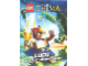 Book No: b13chi11ee  Name: Legends of Chima Comic Book - Issue 1 - Lugu Lavalist Ja Craggerist