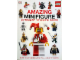 Book No: b13stk05  Name: Amazing Minifigure Ultimate Sticker Book