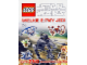 Book No: b14stk04  Name: Sticker Book - Star Wars Wielkie bitwy Jedi