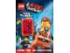Book No: b14tlm01pl  Name: The LEGO Movie - Tajne przymierze - Activity Book (Polish Edition)