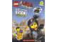 Book No: b14tlm02  Name: The LEGO Movie - Ready, Steady, Stick! - Activity Book with Stickers