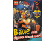 Book No: b14tlm05de  Name: The LEGO Movie - Baue dein eigenes Abenteuer - Activity Book with Poster (089830 DE)