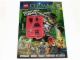Book No: b15chi02pl  Name: Legends of Chima - Na ratunek Chimie - Activity Book (Polish Edition)