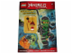 Book No: b15njo02pl  Name: Ninjago - Godzina duchów - Activity Book