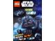 Book No: b15sw06pl  Name: Star Wars - Potęga Sithów - Activity Book (Polish Edition)
