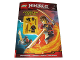 Book No: b16njo03pl  Name: Ninjago Podstęp dżina - Activity Book (Polish Edition)