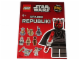 Book No: b16sw03pl  Name: Lego Star Wars - Upadek Republiki - ponad 260 naklejek (Polish Edition)
