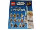 Book No: b16sw04pl  Name: Lego Star Wars - Walcz z imperium - ponad 270 naklejek (Polish Edition)