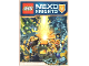 Book No: b17stk01de  Name: Sticker Album, Nexo Knights (German)