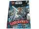 Book No: b17sw04pl  Name: Star Wars - Misja Labirynty - Activity Book (Polish Edition)