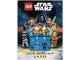 Book No: b17sw11nl  Name: Het Officiële LEGO Star Wars Jaarboek 2018