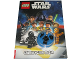 Book No: b17sw11pl  Name: Lego Star Wars - Galaktyczna misja (Polish Edition)