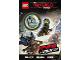 Book No: b17tlnm01nl  Name: The LEGO Ninjago Movie - Garmadon in Ninjago City (Dutch Edition)