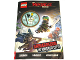 Book No: b17tlnm01pl  Name: The LEGO Ninjago Movie - Garmagedon w Ninjago City! (Polish Edition)