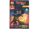 Book No: b17tlnm04de  Name: The LEGO Ninjago Movie - Exclusive Comic Book (German)