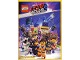 Book No: b19stk01pl  Name: Sticker Album, The LEGO Movie 2 (Polish)