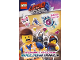 Book No: b19tlm03pl  Name: The LEGO Movie 2 - Wyzwania z naklejkami, Naklejkowa inwazja (Polish Edition)