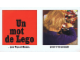 Book No: b3050sch2  Name: Un mot de Lego Booklet (B. 3050-sch2)