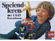 Book No: b80nlbasic  Name: Spelend leren met Lego Basisdozen (99.735-NL)