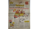 Book No: b82nl1  Name: Newspaper 'De Lego Krant' no. 20 - 1982