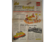 Book No: b82nl3  Name: Newspaper 'De Lego Krant' no. 22 - 1982