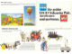Book No: b83wsde  Name: Lego World Show Insert - Germany - Brochure 1983