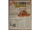 Book No: b85nl1  Name: Newspaper 'De Lego Krant' no. 29 - 1985
