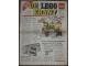 Book No: b86nl1  Name: Newspaper 'De Lego Krant' no. 33 - 1986