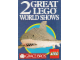 Book No: b87gbm  Name: Lego World Show Advertising Brochure (Grace Bros) 1987 - 2 Great Lego World Shows
