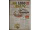 Book No: b87nl1  Name: Newspaper 'De Lego Krant' no. 36 - 1987