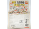 Book No: b87nl4  Name: Newspaper 'De Lego Krant' no. 35 - 1987
