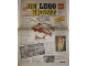 Book No: b89nl1  Name: Newspaper 'De Lego Krant' no. 42 - 1989