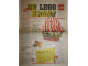 Book No: b89nl2  Name: Newspaper 'De Lego Krant' no. 43 - 1989