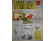 Book No: b93nl3  Name: Newspaper 'De Lego Krant' no. 58 - 1993