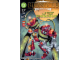 Book No: biocom17ca  Name: Bionicle #17 March 2004 In the Grip of the Morbuzakh