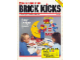 Book No: bk1987win  Name: Brick Kicks  Issue #1 1987 Fall